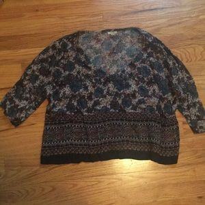 Urban Outfitters/Ecote Blouse